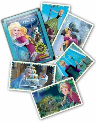 Disney Frozen My Sister My Hero Sticker Collection - Single Pack