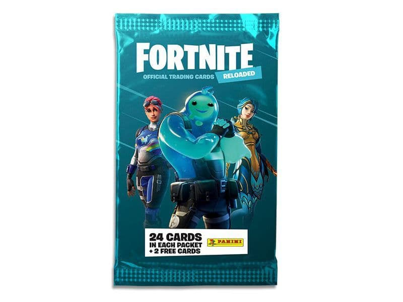 Fortnite Reloaded Trading Cards - Fat Pack