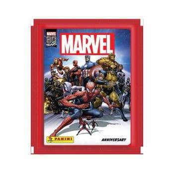 Marvel 80th Anniversary Sticker Collection - Packs/Box