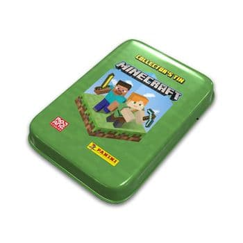 Minecraft Adventure Trading Card Collection - Pocket Tin