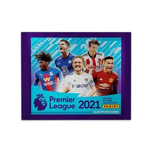 Panini's Premier League 2021 Sticker/ Collection - Packs/Box