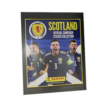 Scotland 2021 Official Sticker Collection - Sticker Pack