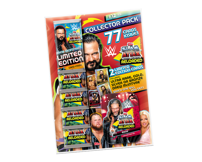 Slam Attax Reloaded - Collector Pack
