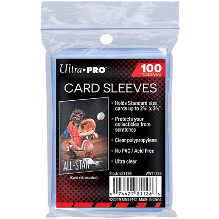 Ultra Pro Soft/Penny Sleeves (100 pack)