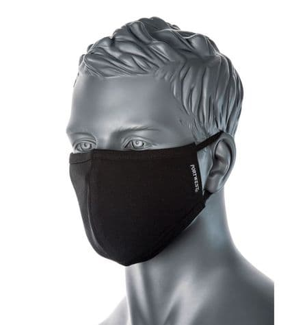 2 Ply Fabric Face Mask