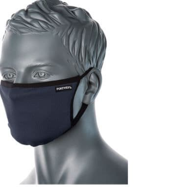 3 Ply Fabric Face Mask