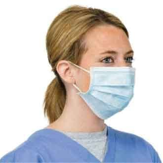 Disposable Face mask 3 ply ( 50 pieces)