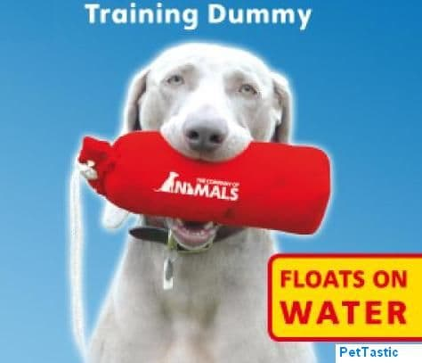 Clix Canvas Dummy Dog Retrieval Training