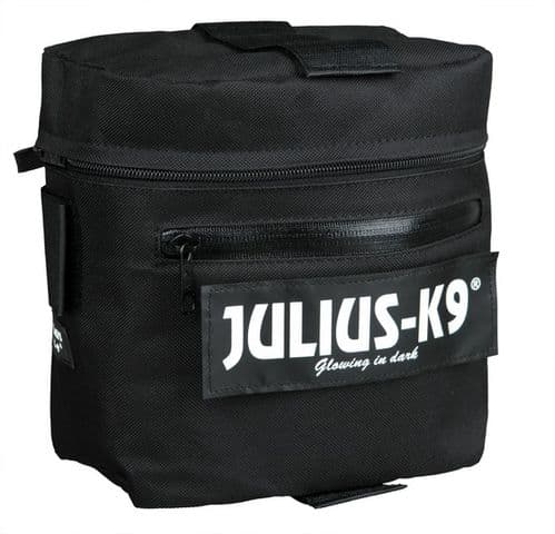 Julius K9 Side bags, Removable Backpack for IDC & power Harness