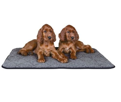 Thermal Dog Heat Pad Bed