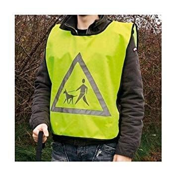 Trixie Dog Walkers Safety vest yellow