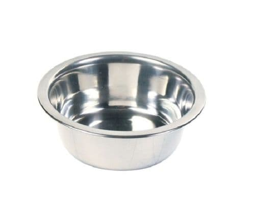 Trixie stainless steel bowl