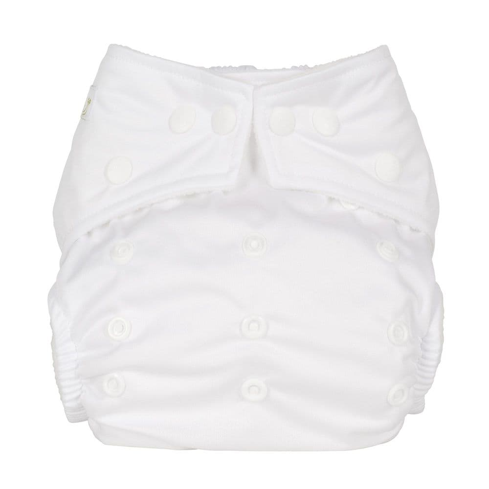 Baba + Boo One Size Reusable Cloth Nappy - Cotton