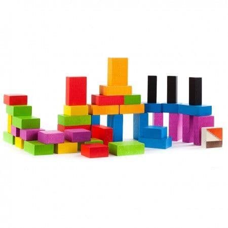 Bajo 43pc Stacking Blocks