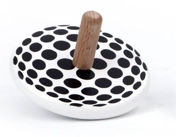 Bajo Dots Spinning Top