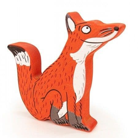 Bajo Gruffalo Fox Figure