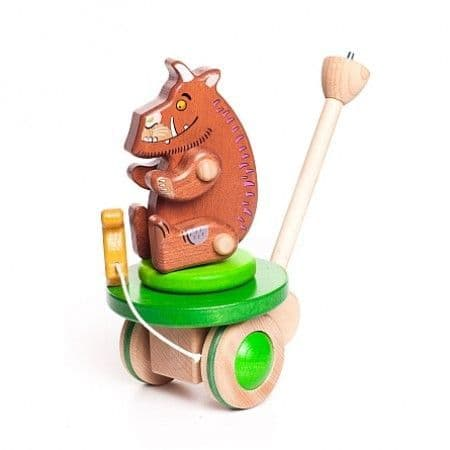 Bajo Gruffalo & Mouse Push Along