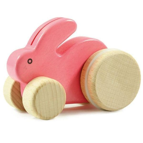 Bajo Pink Small Rabbit