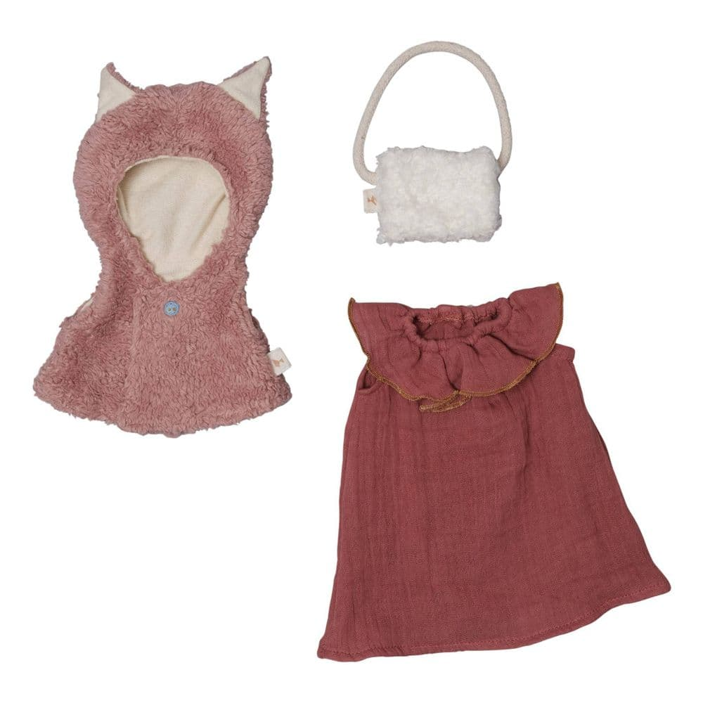 Fabelab Organic Fabric Doll Clothes Set - Fox