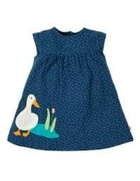 Frugi Duck Little Lola Dress
