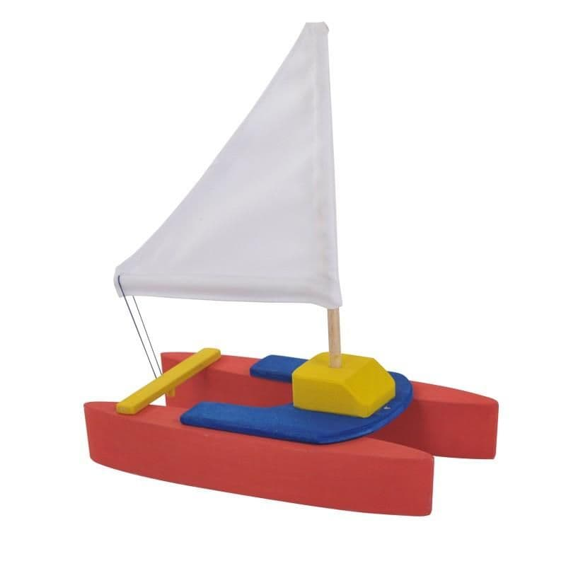Gluckskafer Catamaran Bath Toy