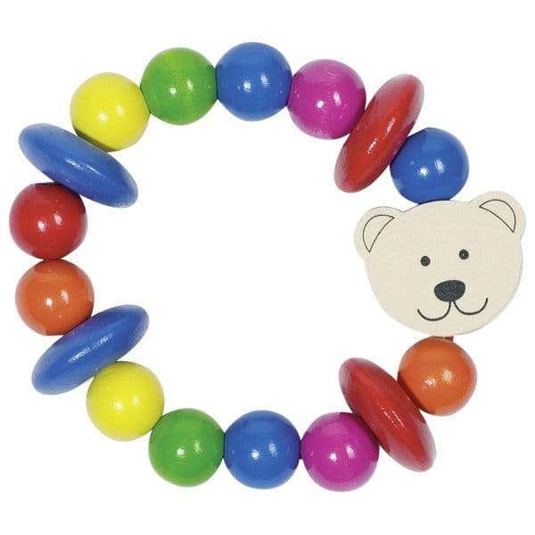 Heimess Bear Touch Ring