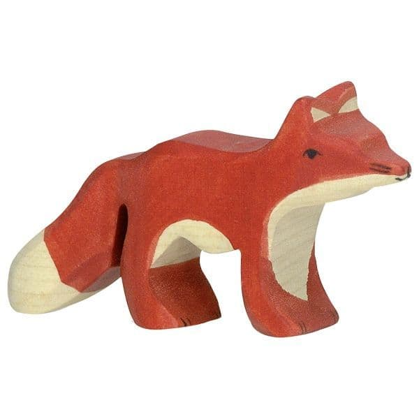 Holztiger Small Fox Figure