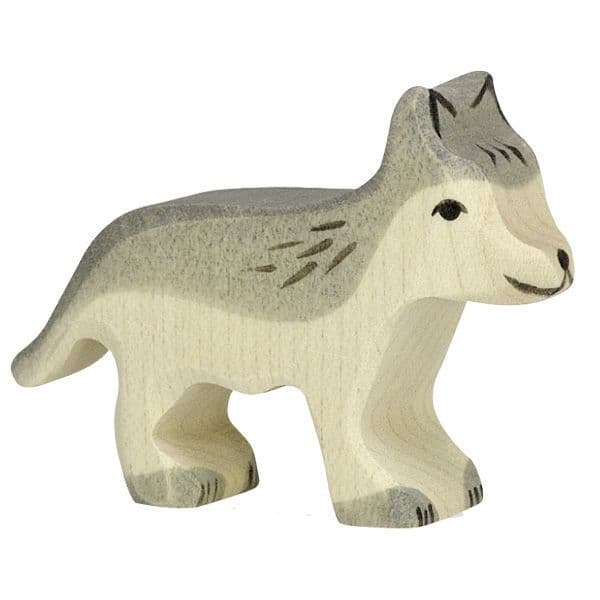 Holztiger Small Wolf