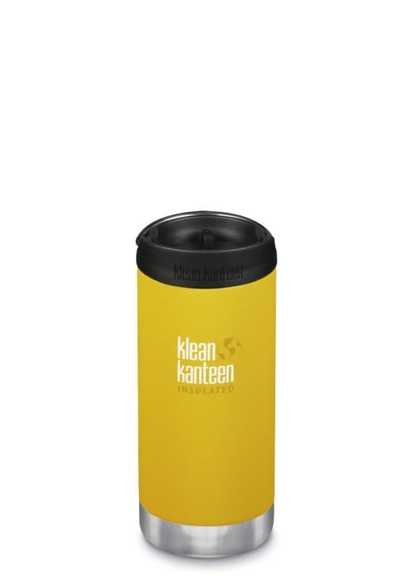 Klean Kanteen Insulated TKWide 12oz/355ml - Lemon Curry