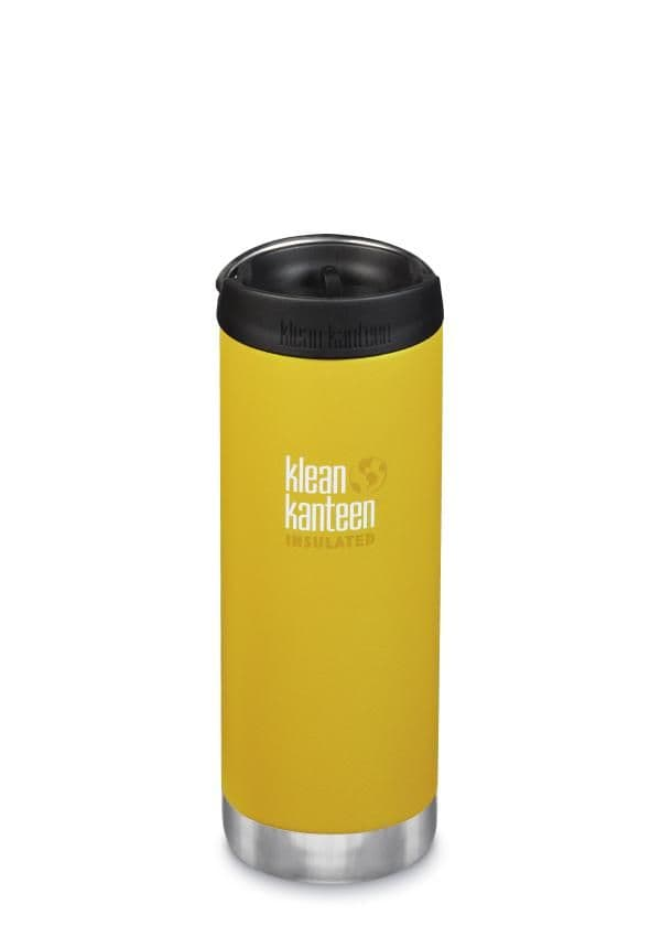 Klean Kanteen Insulated TKWide 16oz/473ml - Lemon Curry