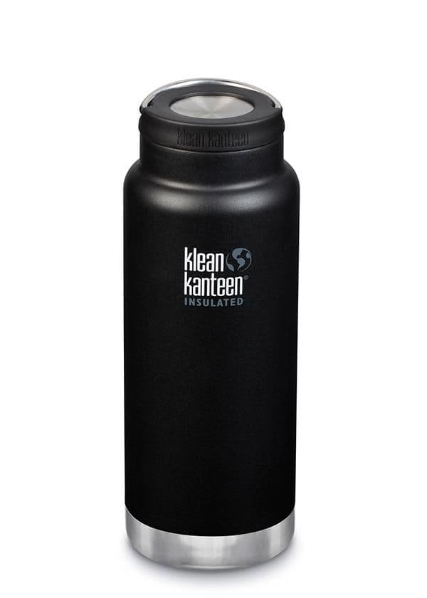 Klean Kanteen Insulated TKWide 32oz/946ml - Shale Black