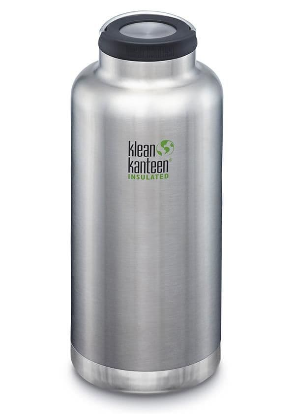 Klean Kanteen Insulated TKWide 64oz/1900ml - Brushed Stainless