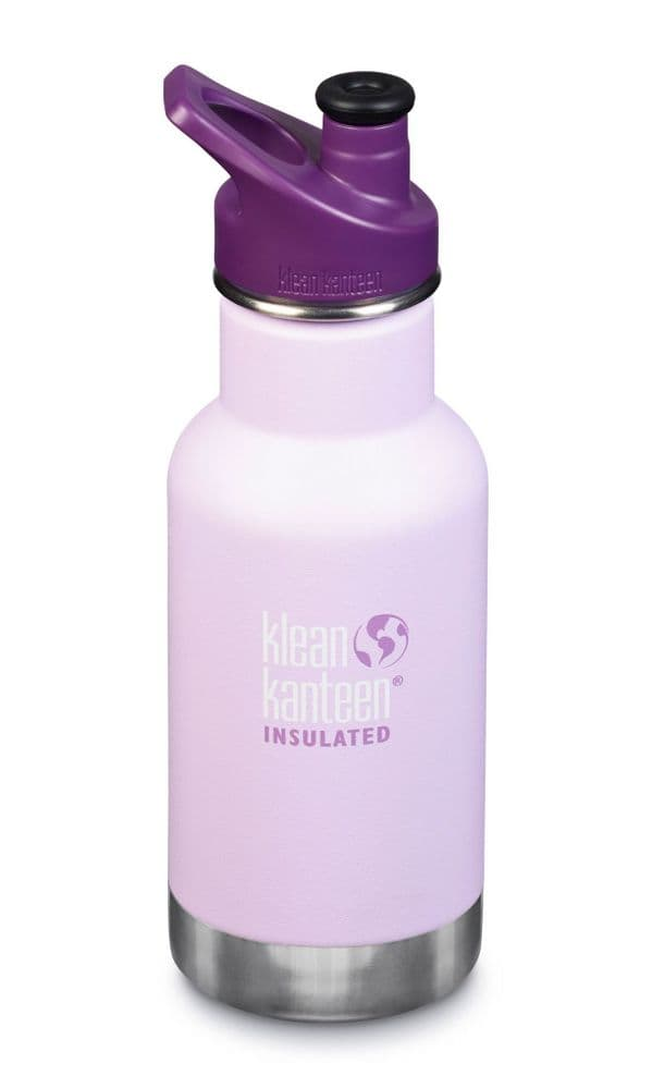 Klean Kanteen Kid Kanteen 12oz/355ml Insulated Bottle - Sugarplum Fairy