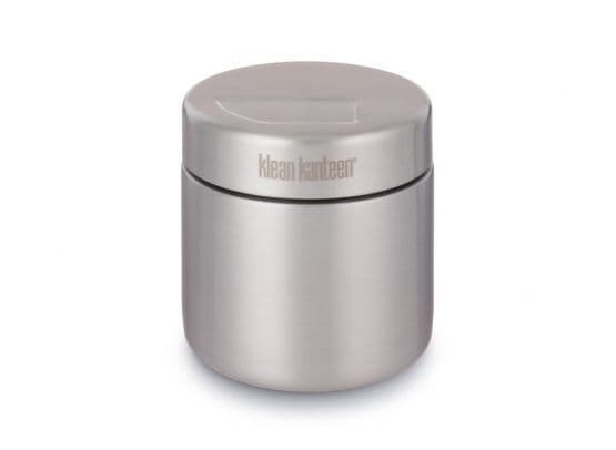 Klean Kanteen Stainless Steel 236ml Food Canister - Brushed Steel