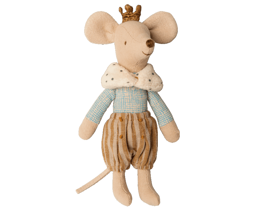 Maileg Big Brother Mouse - Prince Soft Toy