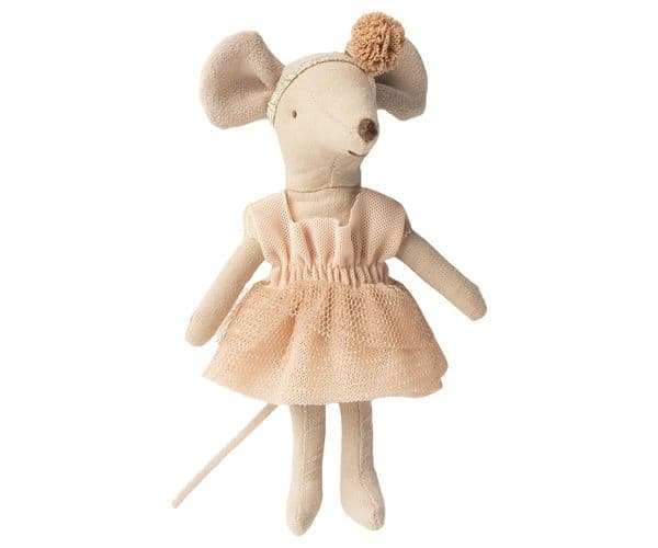Maileg Dance Mouse Big Sister - Giselle Soft Toy