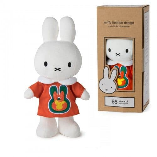 Miffy Soft Toy Boxed Limited Edition Evolution - 33cm