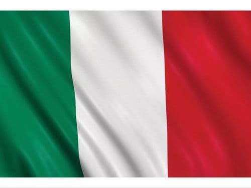 Italy Italia Flag Large Premium 5 x 3  Rugby 6 Nations free UK RM24 delivery