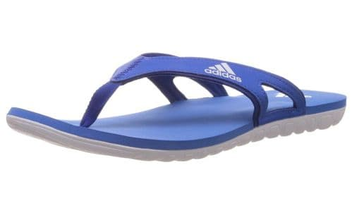 adidas Mens Calo 5 Graphic Flip Flops Slides Sandals Thong Slippers B40442 BNWT