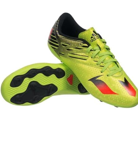 adidas Messi 15.4 FxG Junior Football Boots Brand New Boxed S74699 Free delivery