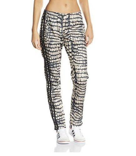 adidas Originals Firebird TP womens Track Pants S19864 Animal Print BNWT