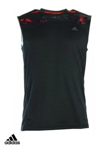 adidas Performance Base Tank T Shirt Vest climalite S19635 free 1st delivery
