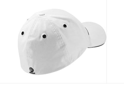 Porsche Design Sport by adidas P'5000 Pro Stretch Cap Hat White Titanium BNWT