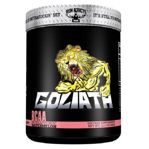 Iron Addicts Goliath BCAA
