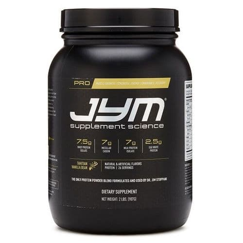 Jym Pro Jym Protein 2lbs