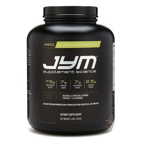 Jym Pro Jym Protein 4lbs