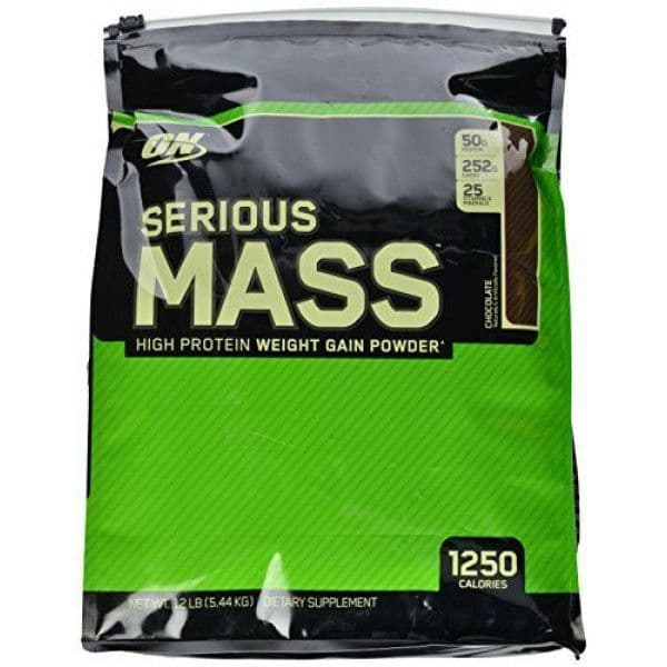 ON Serious Mass Gainer 5.45 Kg | Pro Bodybuilding