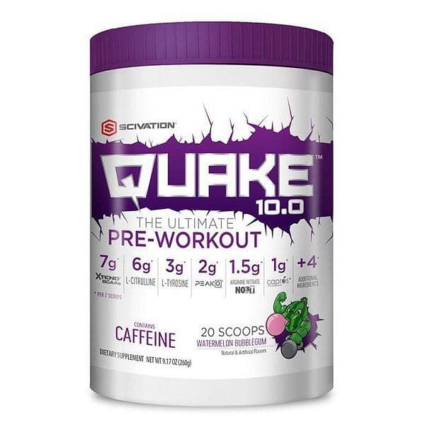 Quake 10.0 Pre Workout - SALE