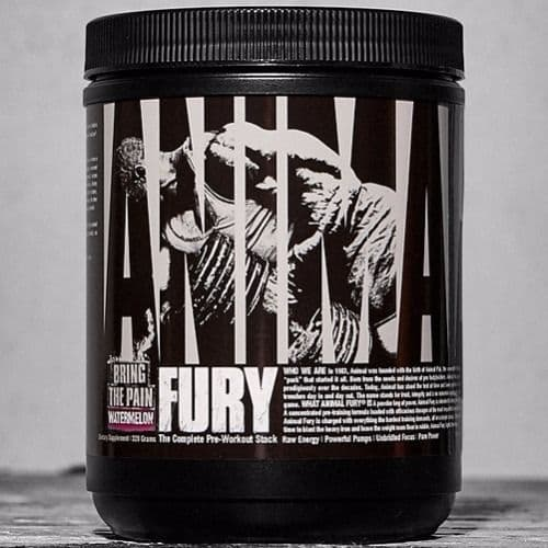 Universal Nutrition Animal Fury Pre-Workout