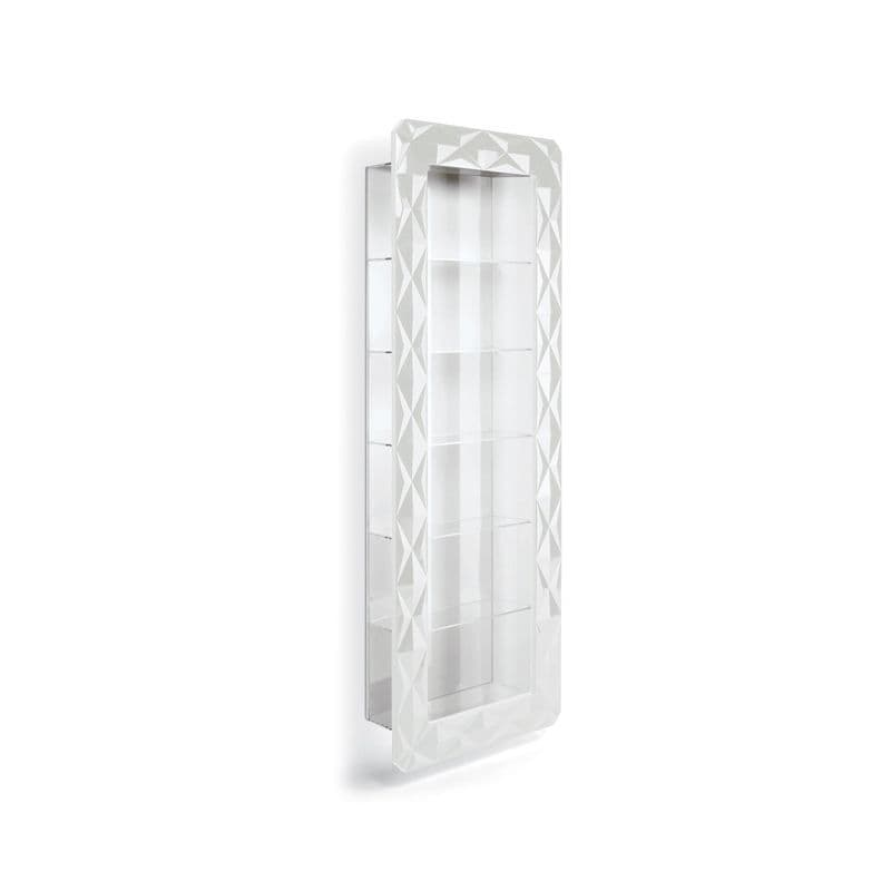 Nelson Mobilier Diamant Display Blanc